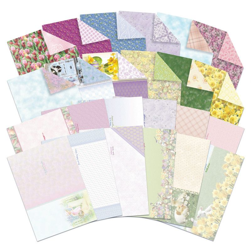A4 Backing Papers & Inserts