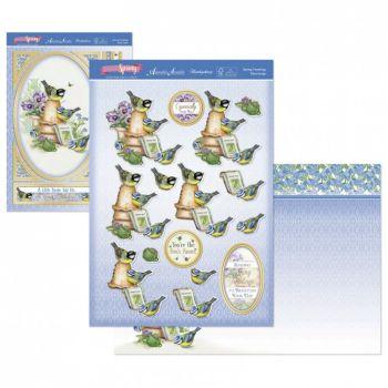 Spring Tweetings Deco-Large Set