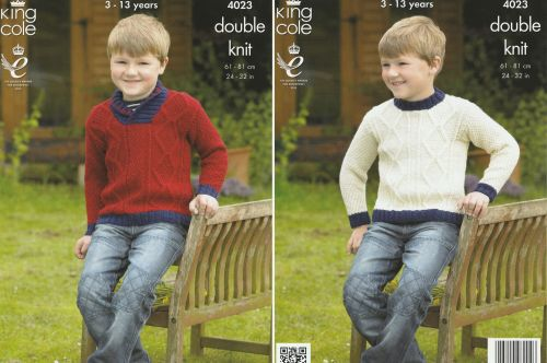 Sweaters Knitting Pattern