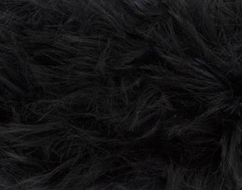 Black (1050) Luxe Fur