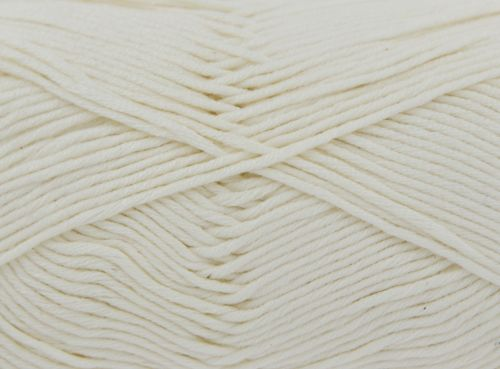 Cream (538) Bamboo Cotton Double Knitting