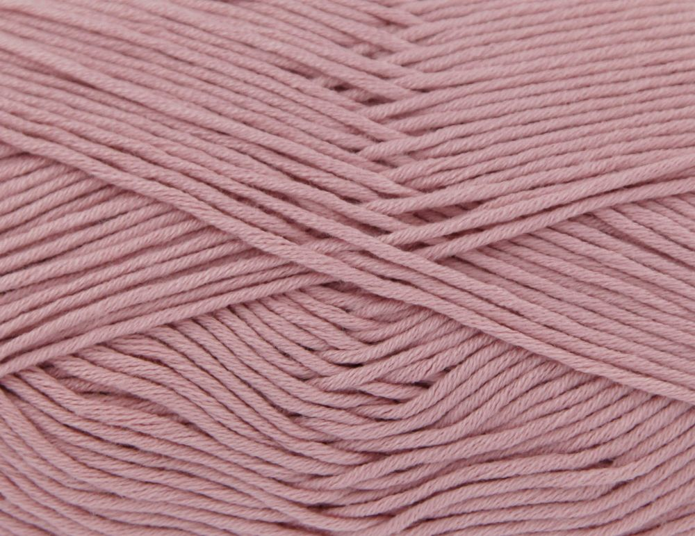Dusky Pink (618) Bamboo Cotton Double Knitting