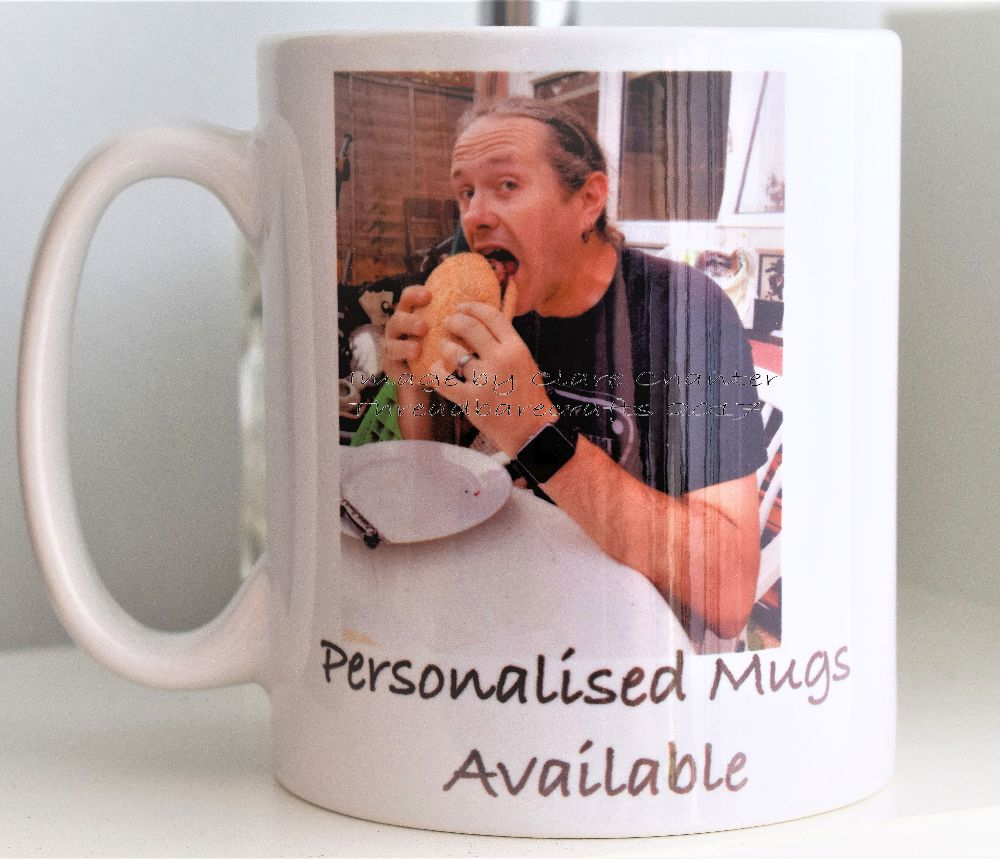 Personalised Mugs & Cushions