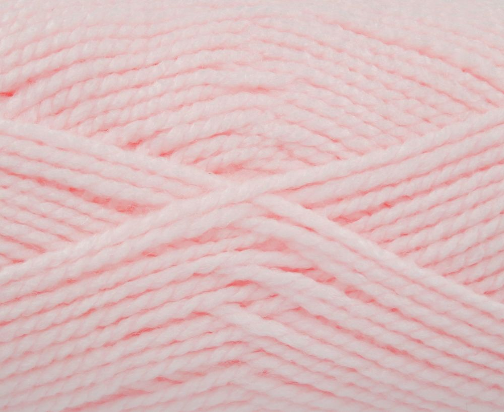 Brand New! Soft Pink (2512) Big Value Baby Chunky