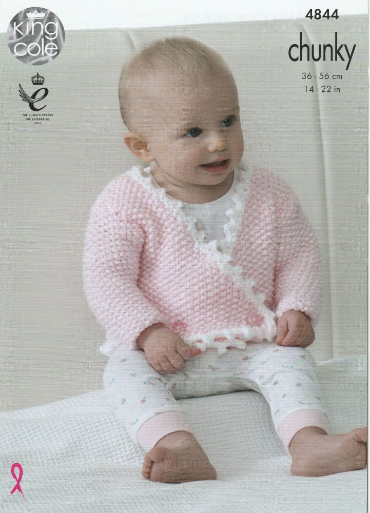 Coats & Cardigan Knitting Pattern