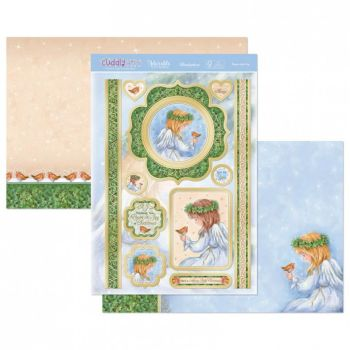 Peace & Joy Topper Set