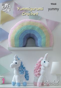 Unicorns & Rainbows Crochet Pattern