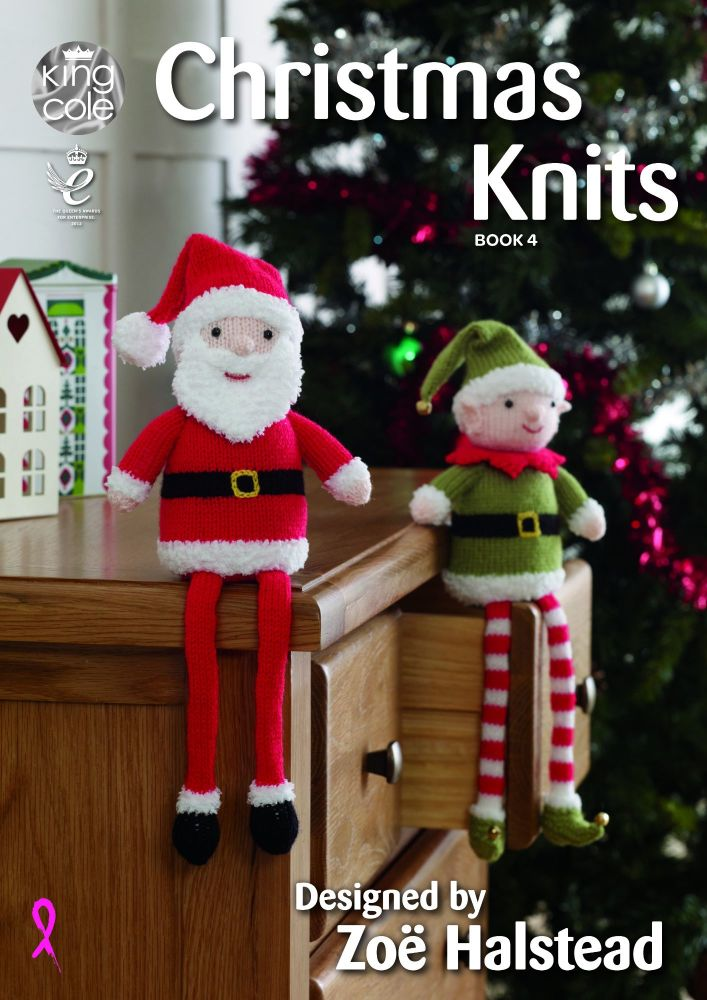 Christmas Knits Book 4