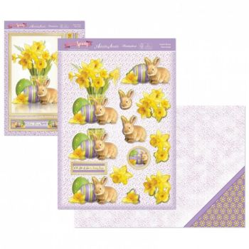 Easter Bunny Deco-Large Set