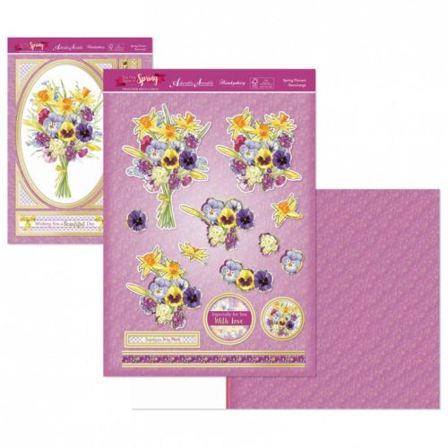 Spring Flowers Deco-Large
