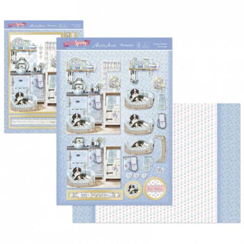 Country Kitchen Deco-Large Set