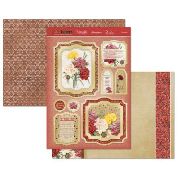 Carnation Topper Set