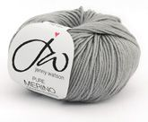 Jenny Watson Pure Merino DK WM14 Grey