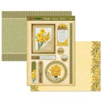 Daffodil Topper Set