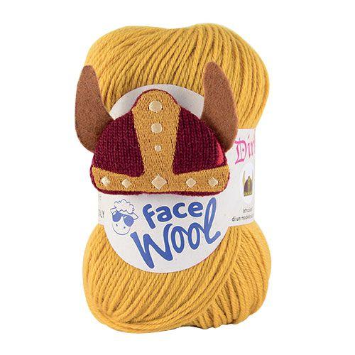 Mondial Face Wool