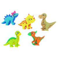 Dino-Mite Novelty Buttons