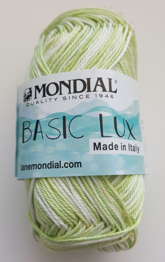 Green (963) Basic Lux Stampe Baby