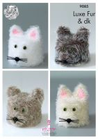 Cat Toilet Roll Holders Knitting Pattern