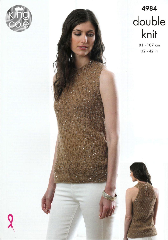 Galaxy Tops Knitting Pattern