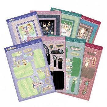 Foxy & Friends Pop Up Card Kit