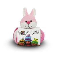 Bunny Top This Hat Knitting Kit