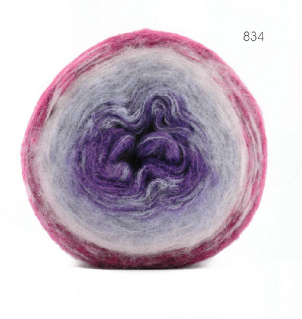 Violet/Rose/Cyclamen Lollypop 834