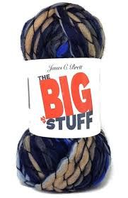 James C Brett The Big Stuff