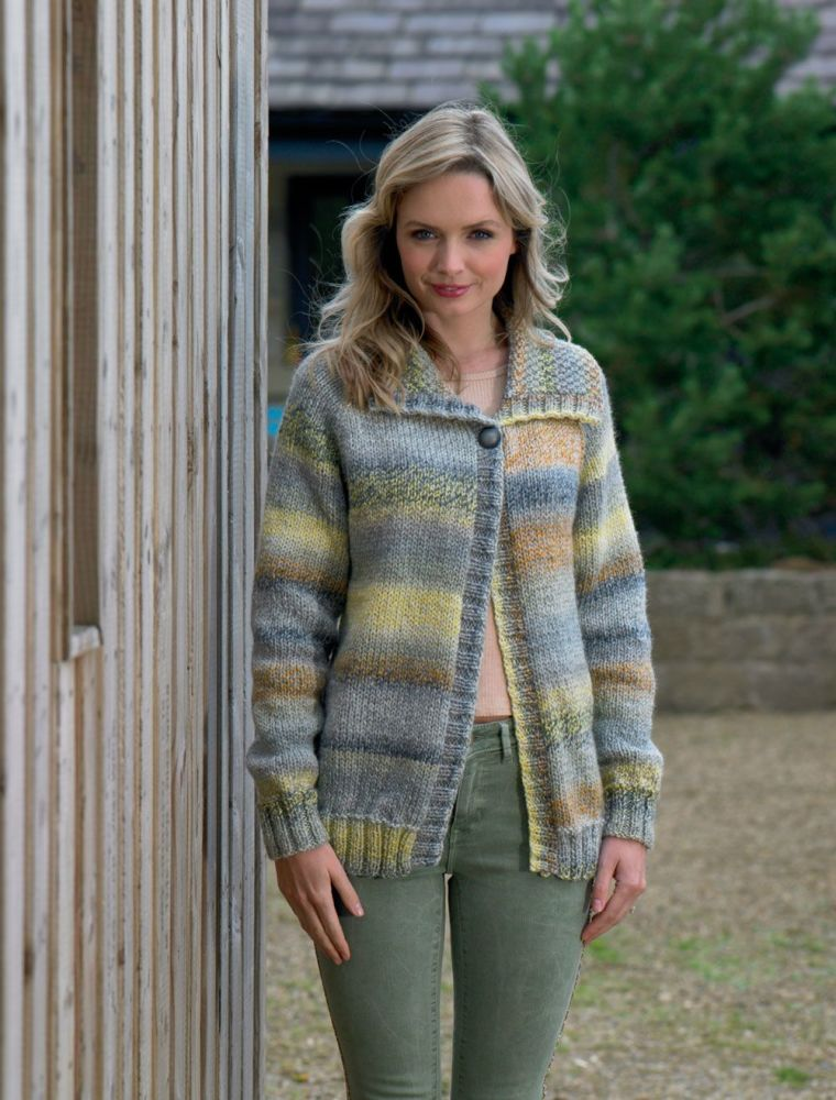 Cardigan Knitting Pattern