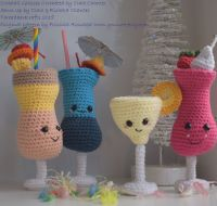 Crocheted Cocktails