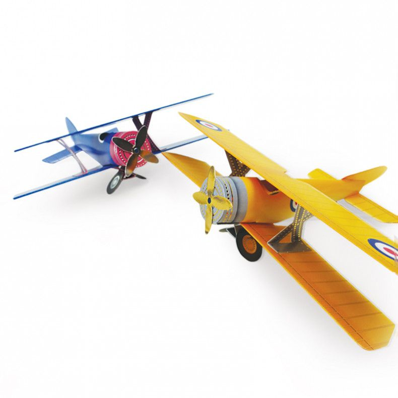 Golden Skies & Silver Skies Plane Kit