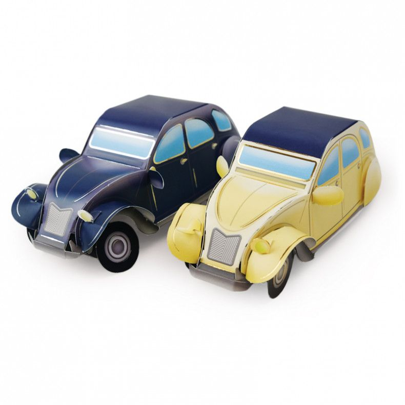 Golden Road & Silver Road Car Kit