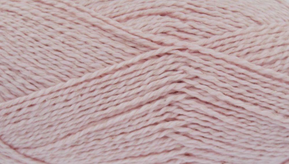 Soft Pink (2812) Finesse Cotton Silk DK