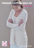 Finesse Cotton Silk DK Book 1
