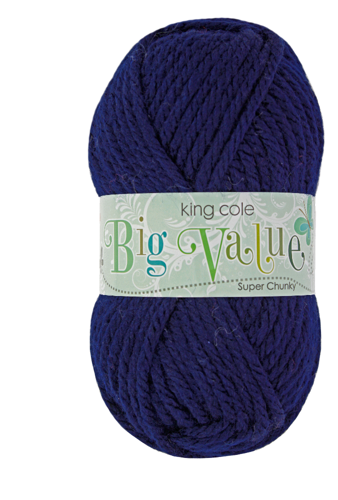 King Cole Big Value Super Chunky