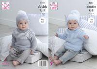 Sweaters & Hats Knitting Pattern