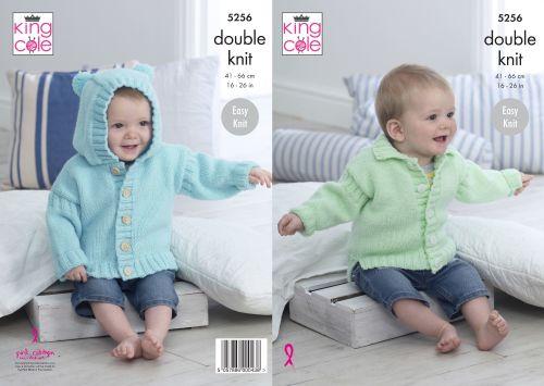 Jackets Knitting Pattern