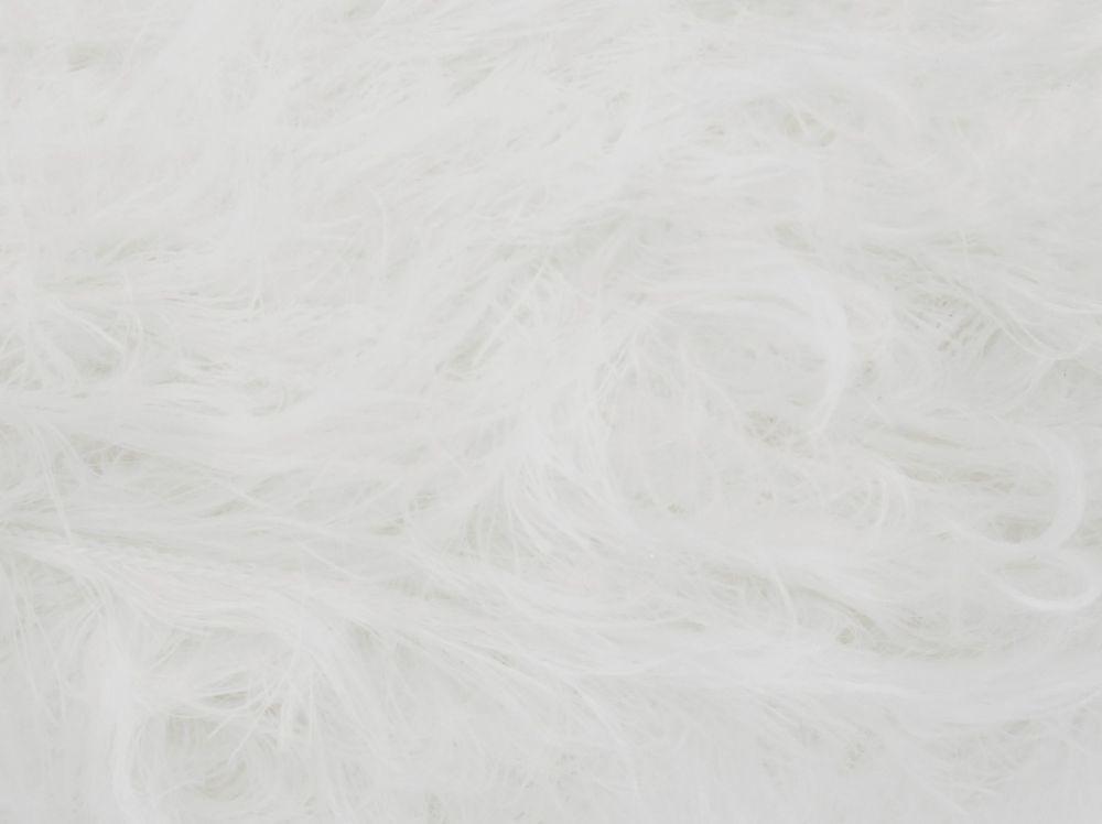 White (4200) Luxury Fur