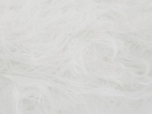 White (4200) Luxury Fur