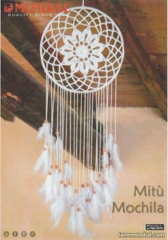 Dreamcatcher Crochet Pattern