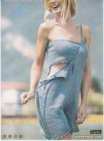 Bandeau Top & Romper Suit Knitting & Crochet Pattern