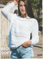 Bio Soft Sweater Knitting Pattern