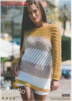 Cristallo Sweater Knitting Pattern
