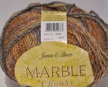 MC89 Marble Chunky - James C Brett