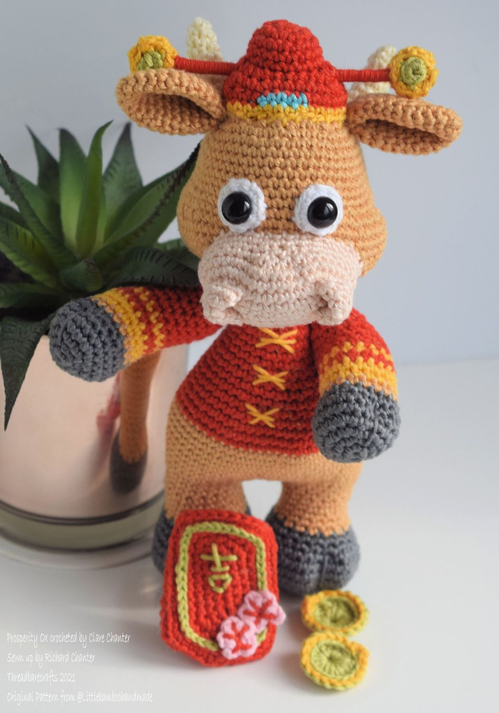 Handmade Prosperity the Ox