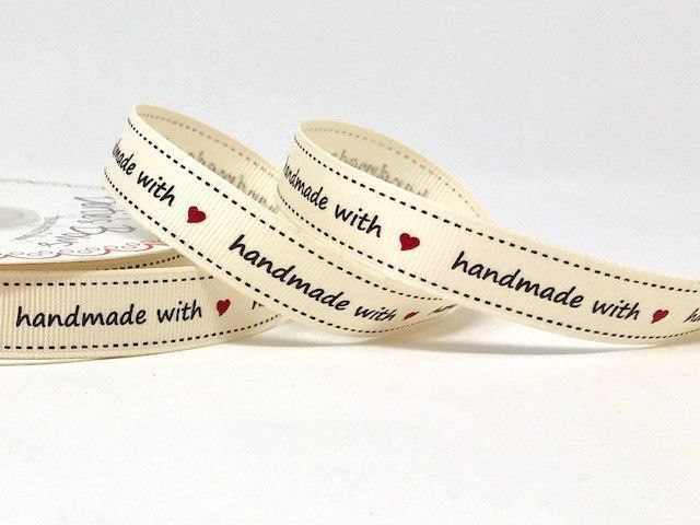 Handmade with ♥ Ribbon