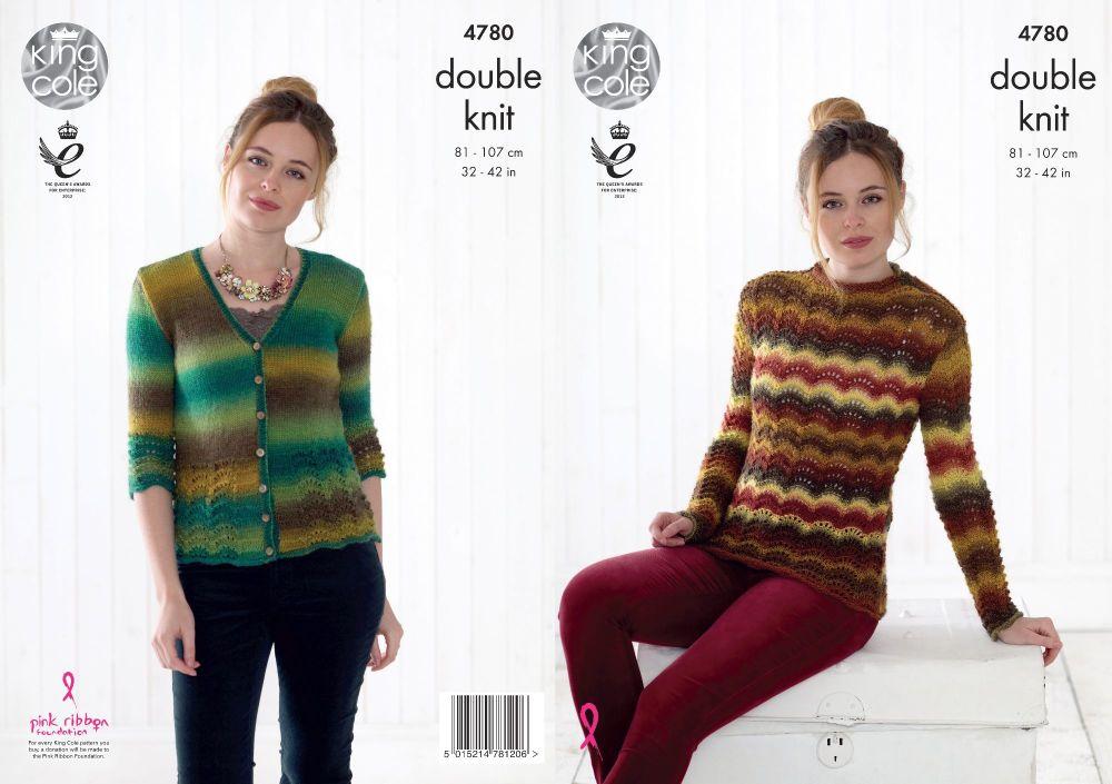 Riot Sweater & Cardigan Knitting  Pattern