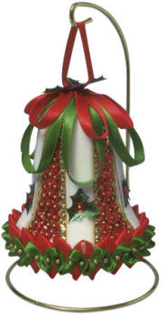 Christmas Bell Sequin Kit