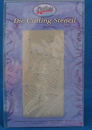 Pinflair Poinsettia Die