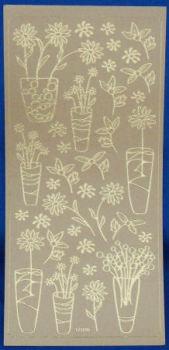 Peel Offs - Flowers Assorted