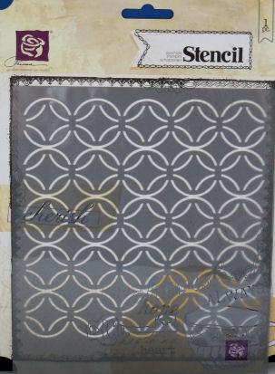 Circular Lattice 7x7 Stencil